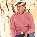 Irish Tweed Tailored Cap - Patchwork image