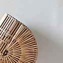 Half Moon Bamboo Bag image