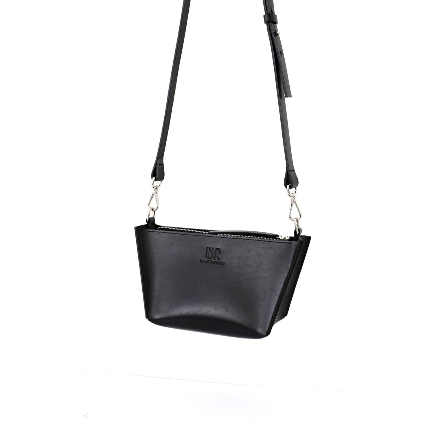 1755ed04bb8 Minimalist Chic Cross-Body Bag   Under My Roof   Wolf   Badger