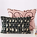Icon Pudding Pink Cushion image