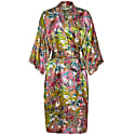 Magnolia Silk Kimono Robe image
