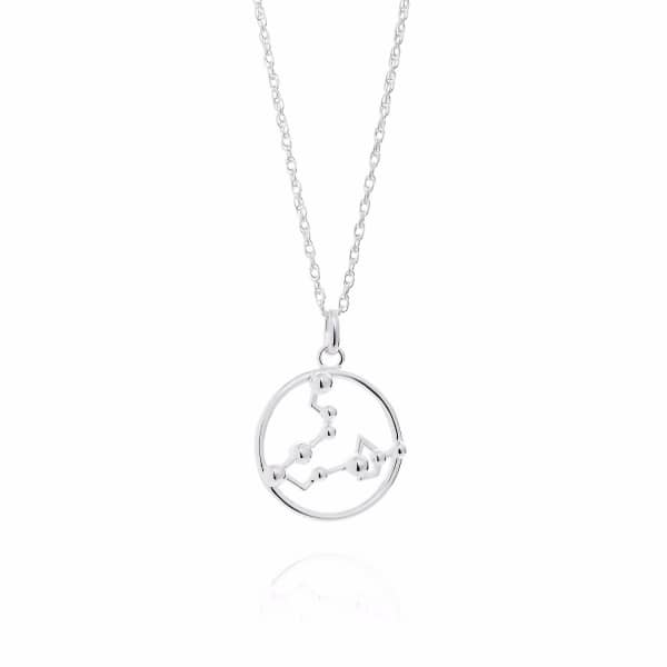 YASMIN EVERLEY JEWELLERY Pisces Astrology Necklace