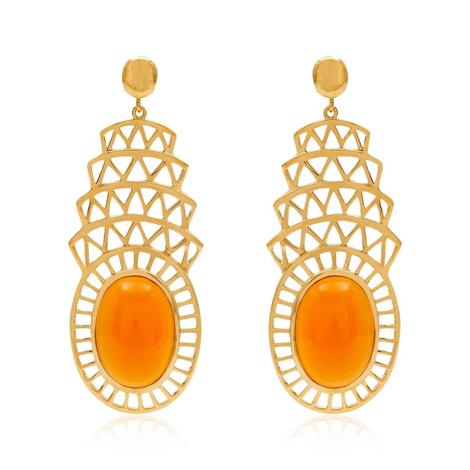 carnilien earrings and shop carnelian jewellery info fancy ndo dots of