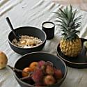 Henal Ceramic Cereal Bowl - Dove Green image