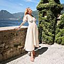 Juliette Silk Dress image