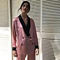 Silk Pink Blazer image