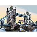 Tower Bridge At Dusk - London Art Print image