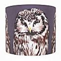 Owls Lampshade Large image