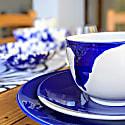 Dinner Plate - Sea Blue   Pool image