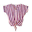 Jackie Coastal Cotton Knot Shirt image