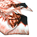 One Of A Kind Coral Silk Scarf image