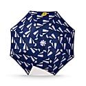 Small Umbrella: Wave - Multicolor Pattern image
