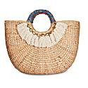 Lamu Tassel Basket Bag image
