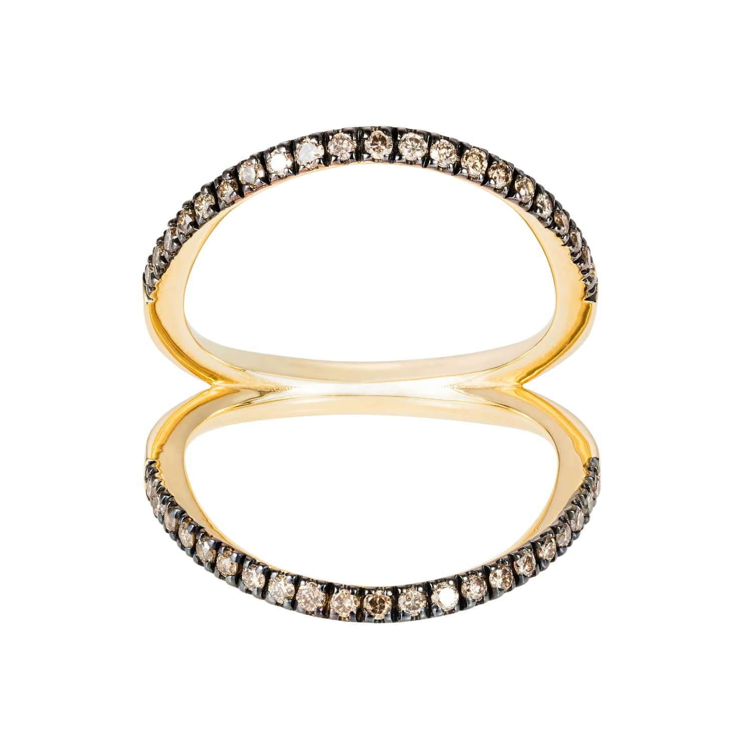 Numerati Lucky Number 8 Ring by Sarah Ho - SHO