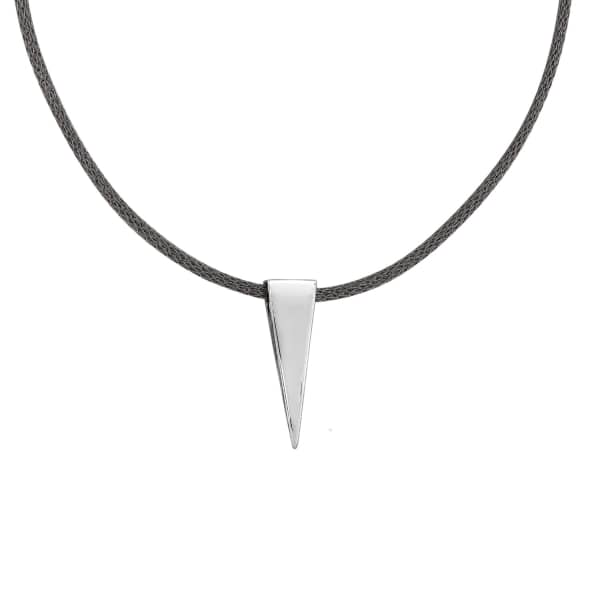Spike Mesh Necklace