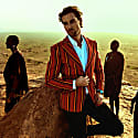 Red Mara Striped Blazer image