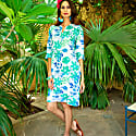 Kew Gardens Linen Tunic Dress image