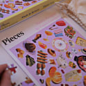 Boxed Foodie Banquet Jigsaw Puzzle 500 Pieces image
