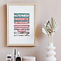 Mercury In Retrograde Giclée Art Print A4 image