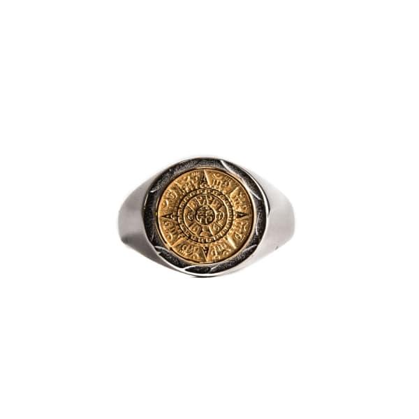 SERGE DENIMES Compass Ring