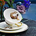 Trapeze Boy Teacup & Saucer image