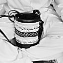 Bucket Bag Black & White Series Yam image