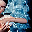 Be Signature Spinning Cuff Bangle image