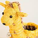 Coco Coir Animal Planter Giraffe image