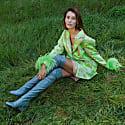 Mint Jacqueline Jacket image