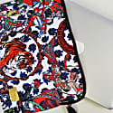Crazy Circus Laptop Bag With Velvet Lining image