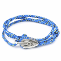 All Blue Tyne Rope Bracelet  image