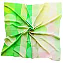 La Bette Maxi Silk Square Scarf image