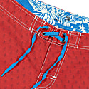 Opunoho Beach Shorts in Red image