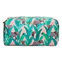 Elephant Vegan Leather Box Washbag image