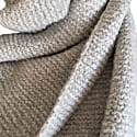 Cashmere Shawl St Moritz Igloo In Taupe image
