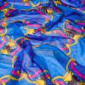 Forme Rose & Blue Modal Scarf image