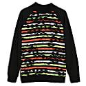Printed Neon Sweatshirt image