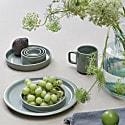 Wibi Ceramic Dinner Plate - Dove Green image