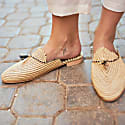 Natural Raffia Loafer image
