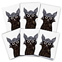Thor Cat Cards Pack Of 6 image