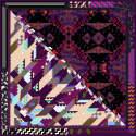 Belle Louise Royal Silk Scarf image