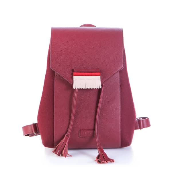 Cheryl Backpack in Classic City Red