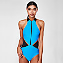 Zip Up Swimsuit image