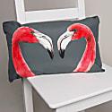 Flamingos Cushion image