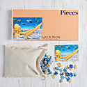 Boxed Lucy In The Sky Jigsaw Puzzle 1,000 Pieces image