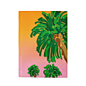 Palms Pink Notebook image