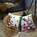 Stag Silk Cushion image