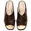 Celine Sandals In Copper image