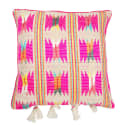 Berber Pink Hemp Cushion image