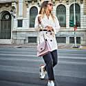 Chiara Cream Leather image